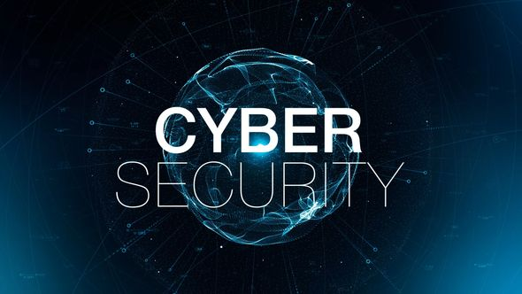 Cyber Security Opener Cyber Security Security Logo Cyber