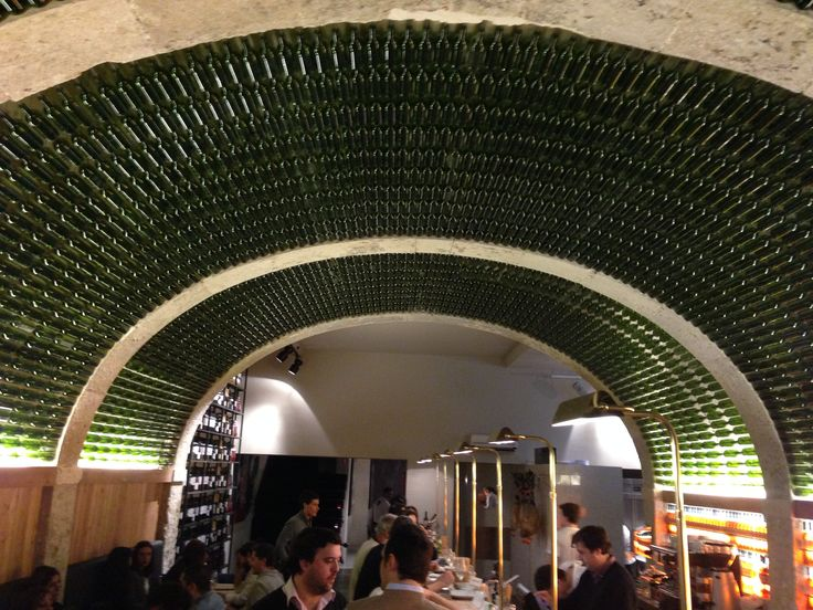 Wine by the glass, Lisbon