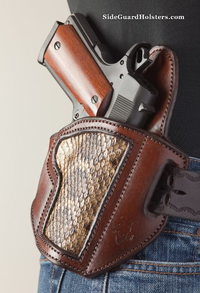 Indians For Guns • View topic - To holster or not.