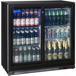 Prodis NT2BS Double Sliding Door Bottle Cooler & 15 best Red Badger Kitchen images on Pinterest | Red badger Door ... Pezcame.Com