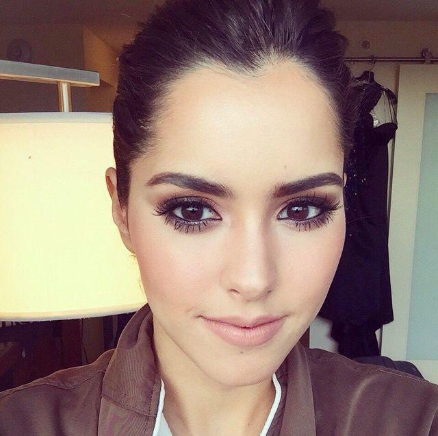 Paulina Vega Makeup
