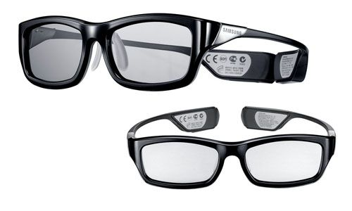 6. Samsung Rechargeable 3D Active Glasses