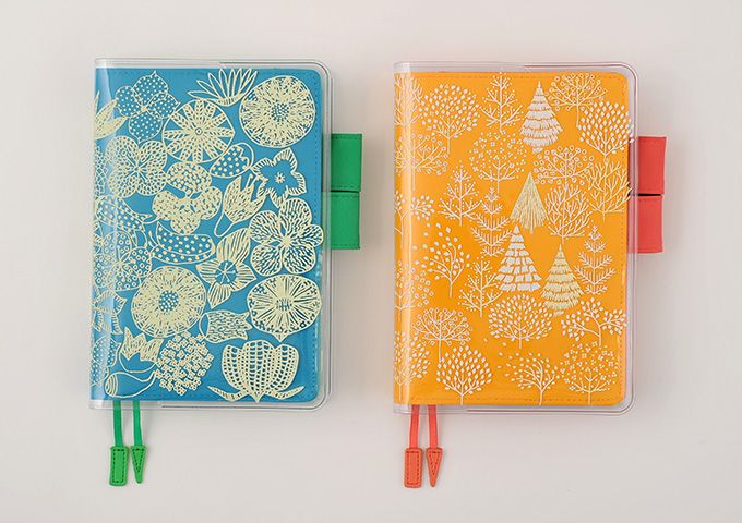Cover on Cover: Decorative Series - Accessories Lineup - HOBONICHI TECHO 2015