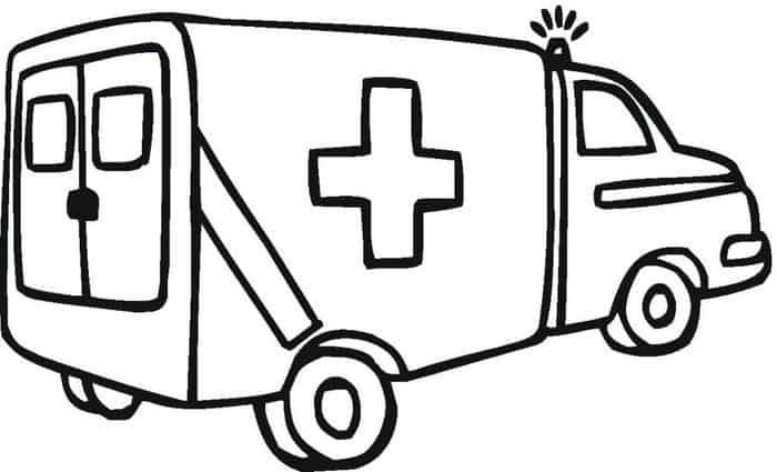 Vehicles Coloring Pages Ambulance Fire Truck Bus Valentines Day Coloring Page Monster Truck Coloring Pages Coloring Pages