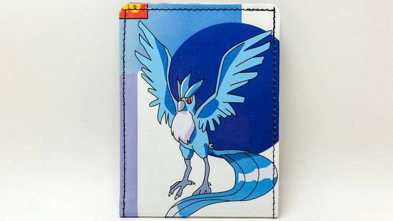 Check out this item in my Etsy shop https://www.etsy.com/listing/246414790/sewn-comic-book-wallet-pokemon-handbook
