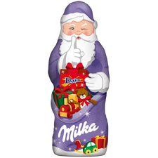 Ein Schoko-Weihnachtsmann. Der Klassiker darf bei Groß und Klein nicht fehlen, oder? ;-)