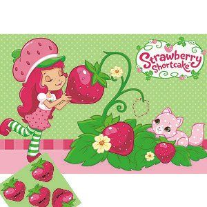 Fantastic 10 Strawberry Shortcake Birthday Party Ideas for Girls   TheMoneyMachine