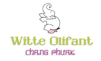 WITTE OLIFANT - CHANG PHUAK