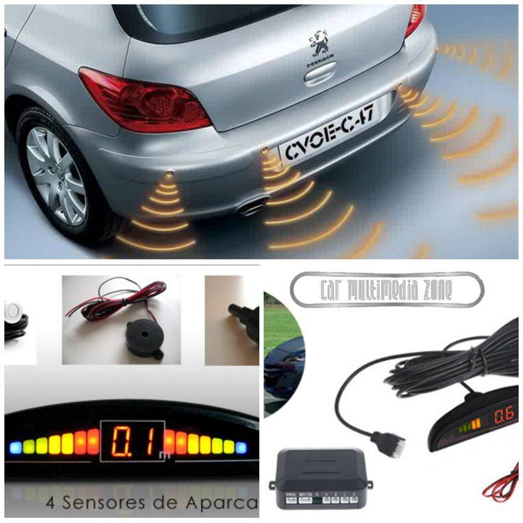 Sólo quedan 7 días para que acabe el sorteo que estamos realizando de nuestro kit de 4 sensores de aparcamiento con pantalla para tu coche! Participa y GANA!! Entra en http://www.sorteamus.com/sorteo-sorteo-sensores-de-aparcamiento-para-coche