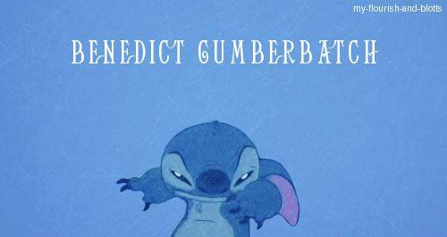 16 of the funniest Sherlock fandom moments in gifs --- Stitch is me
