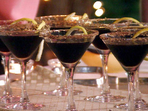 Chocolate Espresso Martini Recipe : Michael Chiarello : Food Network - FoodNetwork.com