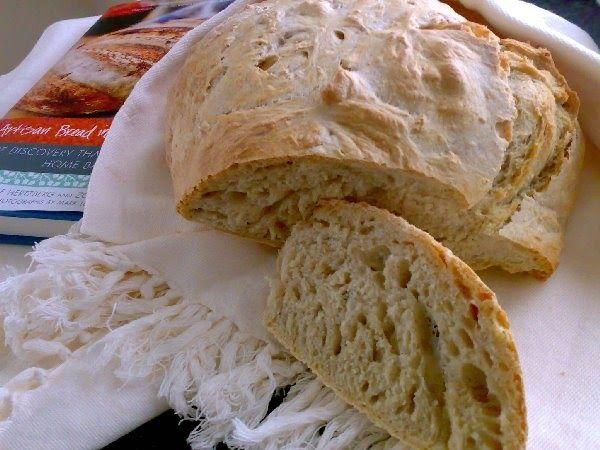 Já todos conhecem o conceito de fazer bom pão em 5min. por dia - Artisan Bread in Five Minutes a Day - The discovery that revolutionizes hom...