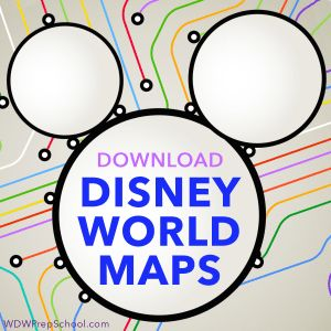 Disney World maps - download for the parks, resorts, parties more