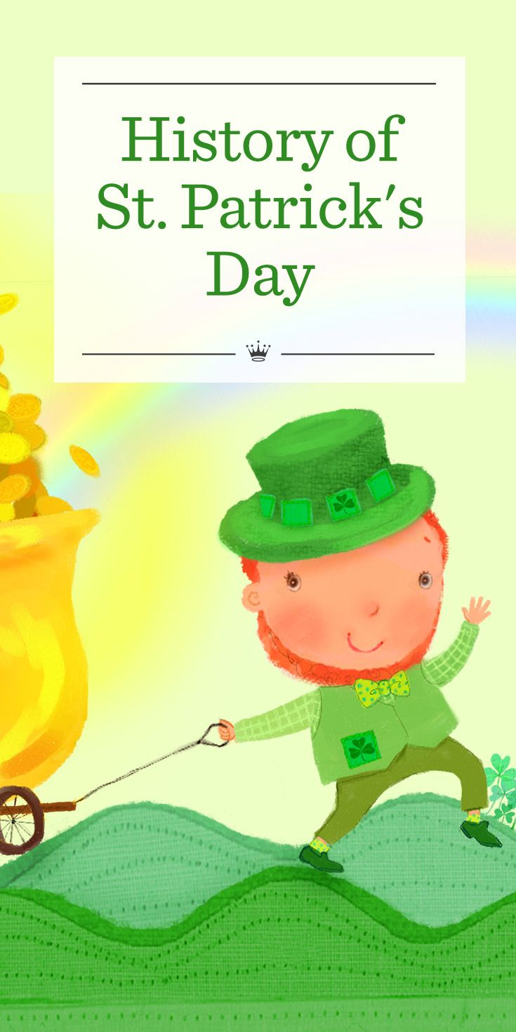 the history and legend of st patrick The history of saint patrick's day  where religion and history were passed from one generation to another in the form of songs and stories  legend has it that .