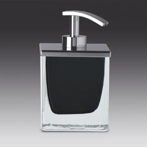 WINDISCH 90433 Soap dispenser chrome/black