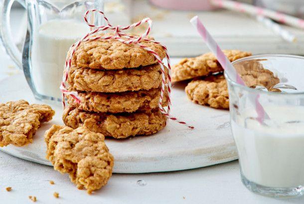 Erdnussbutter-Kekse Rezept | LECKER