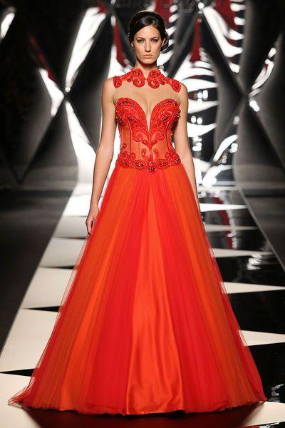 Mireille Dagher - Haute couture - Automne-hiver 2013-2014