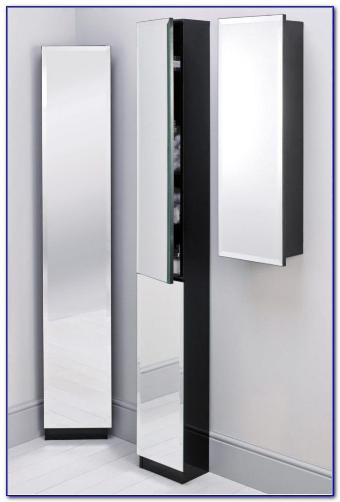 Tall Mirrored Bathroom Cabinet Ikea