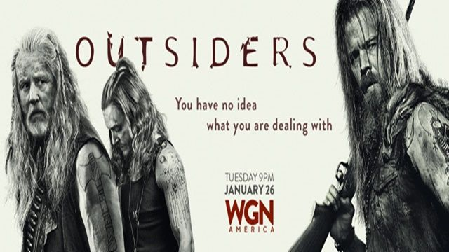Watch Series Greece: Outsiders (2016-)