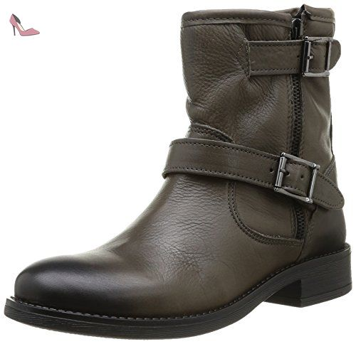 PSDANIELLA Boot Black, Bottes Courtes Femme - Noir - Noir, 36 EUPieces