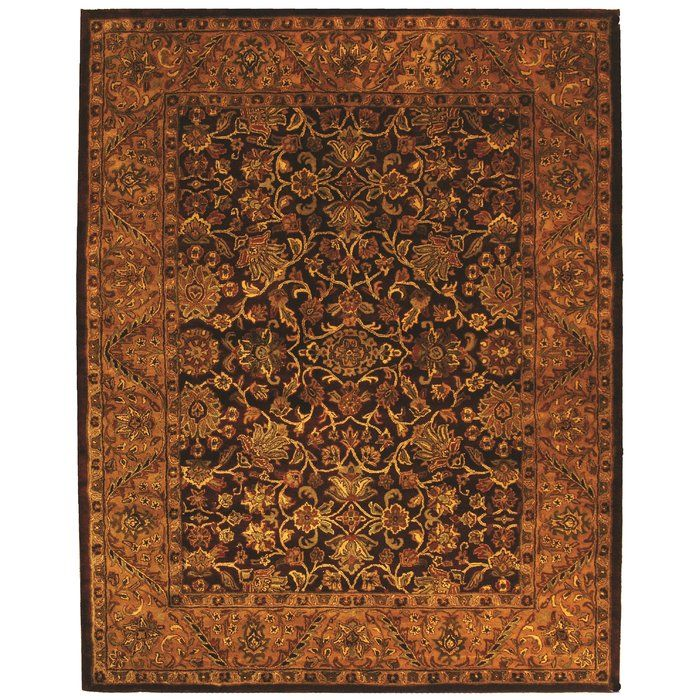 Golden Jaipur Burgundy Gold Area Rug With Images Area Rugs