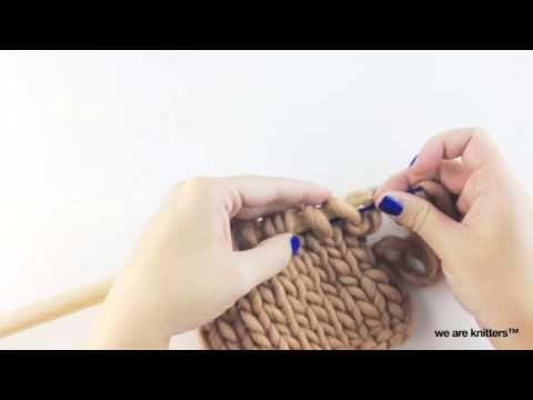 Lerne italienisch Abketten - WE ARE KNITTERS - YouTube
