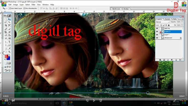 what is layer in Photoshop and its use in adobe photoshop 7 0 in hindi