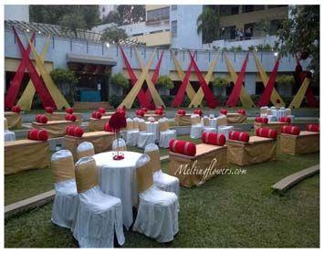 41 best outdoor wedding decoration images on pinterest flower garden wedding bangalore outdoor wedding decoration weddings in bangalore junglespirit Images
