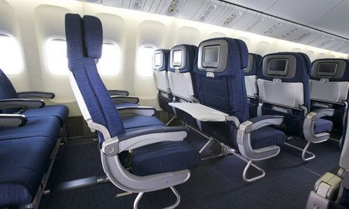 A Survey Of The Best Airline Economy Seats Widest Seats