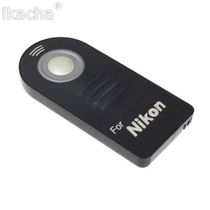 High Quality ML-L3 Remote Control For Nikon D7000 D5100 D5000 D3000 D90 D70 D60 D40
