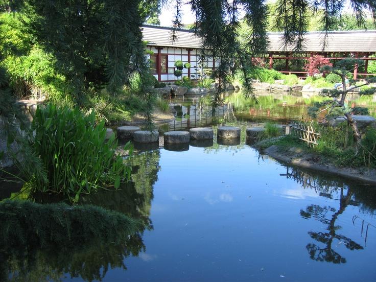 581 best brittany ville de nantes images on pinterest for Jardin japonais 78