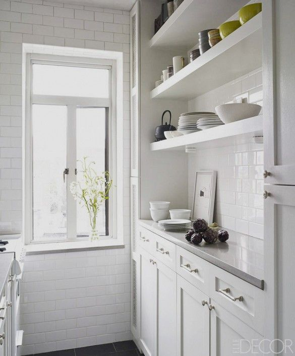 Small Apartment Galley Kitchen Ideas: Best 25+ White Galley Kitchens Ideas On Pinterest