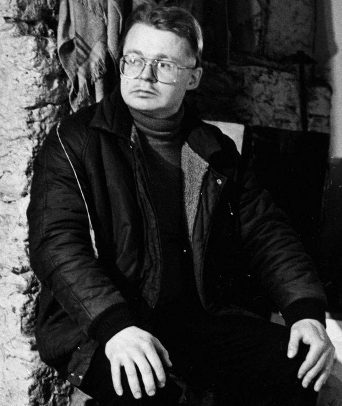 3/12- Happy Birthday, Kalervo Palsa, Finnish artist, painter, 1947-1987.