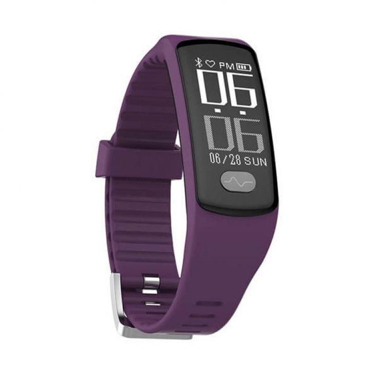 HB07P Smart Bracelet Watch Intelligent Heart Rate Monitor Fitness Tracker Bluetooth Watch
