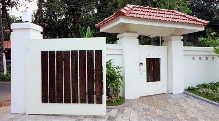 Icymi House Gate Design Kerala House Gate Design Gate Design Front Gate Design