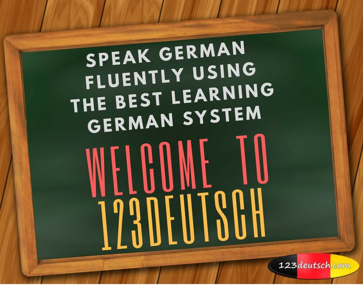 Learn German is easy now. Have fun learning German at 123deutsch with our most interactive lessons. We have an Online German course for beginners and intermediate. Check this right now.