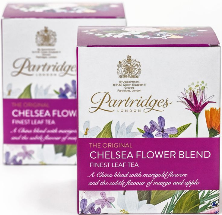 Chelsea Flower loose tea