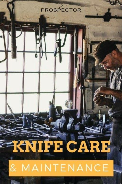 There is always a need to take proper care of your knives as a way of ensuring that they are able to perform to their full potential. Such maintenance increases its effectiveness so that you dont have to strain when using the knife. Knife care and mainte