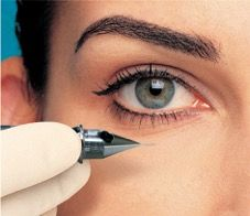 Maquillage permanent yeux liner-Paris Nadiadermo