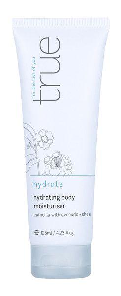 Hydrating Body Moistursier.
