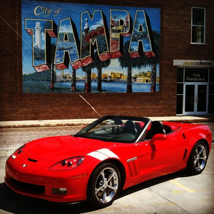 2010 Corvette Grand Sport #Corvette #C6 #GrandSport #tampa