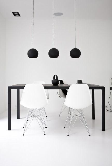 my scandinavian home: A black + white Danish power house