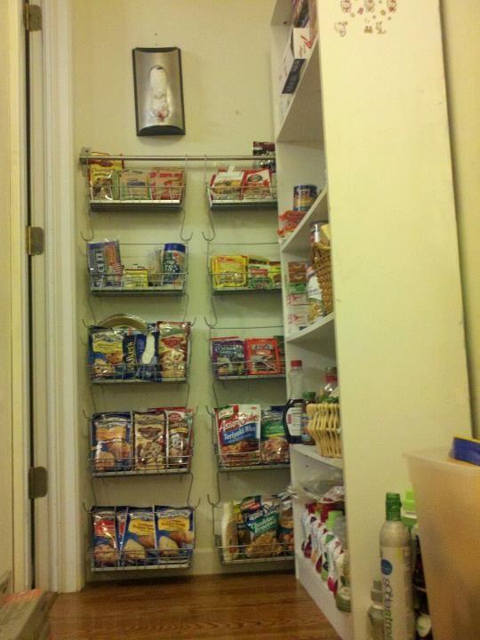 I Love Ikea I Organized My Pantry With The Grundtal