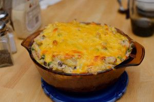 The Ranch Tuna Casserole is as close to a traditional tuna noodle casserole as you can get. This version of the classic dish will remind you of homemade dinners Mom used to make during your childhood.