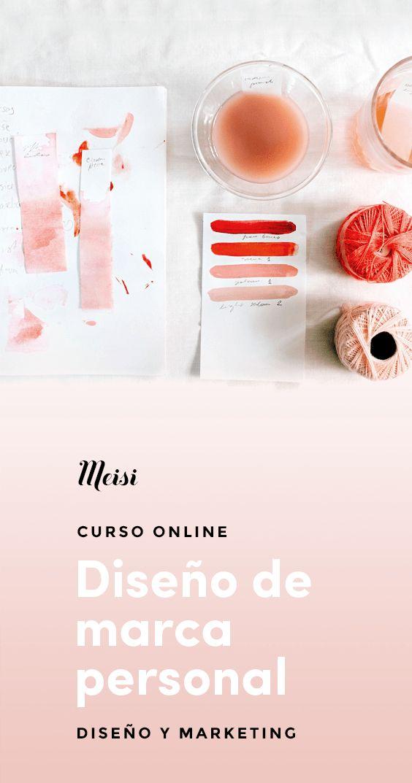 Estar empezando no significa que no puedas tener una marca atractiva y profesional. ¡Inscripciones abiertas ya! toda la info en http://meisi.es/diseno-de-marca-personal/