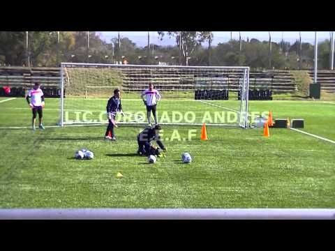 1er Congreso de entrenamiento en futbol: EEAF