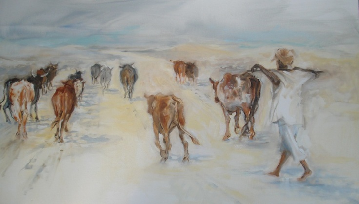 Mary Fowlds Cattle Herdsman