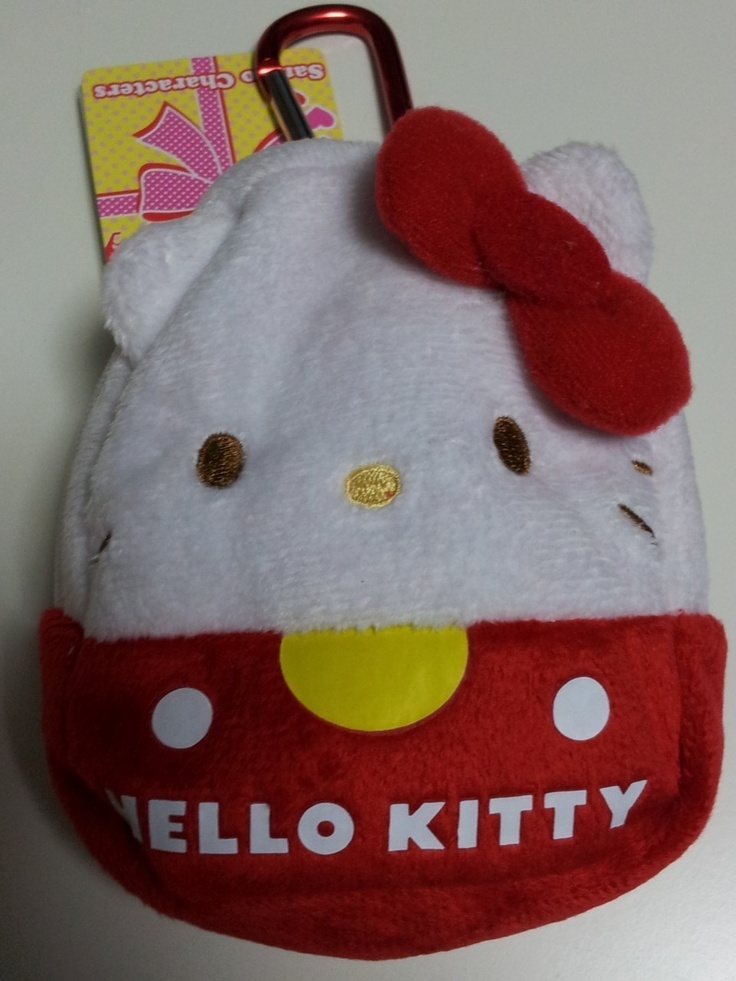 JPLand Stuff - Sanrio Hello Kitty Plush Backpack Pouch, $14.99 (http://www.jplandstuff.com/sanrio-hello-kitty-plush-backpack-pouch/)