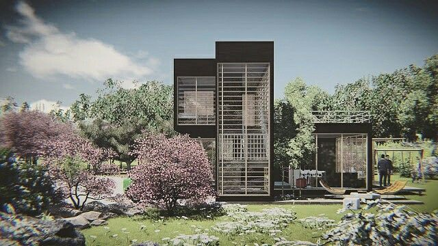 Casa M3. Anteproyecto @nge3darq.  www.ngarin.wix.com/3darq  #architecture #arquitectura #architecture_hunter #iArchitectures #render #render_contest #3dmodel #woodhouse #madera #house #tuconstru #funarquitectura #homeadore #wood #concrete #casa #insta_render #cgartistlab #passionarchitecture #viisual_standards #architecturalvisualization #3d #rendering #visualization #RenderThat #project #marketing #archdaily