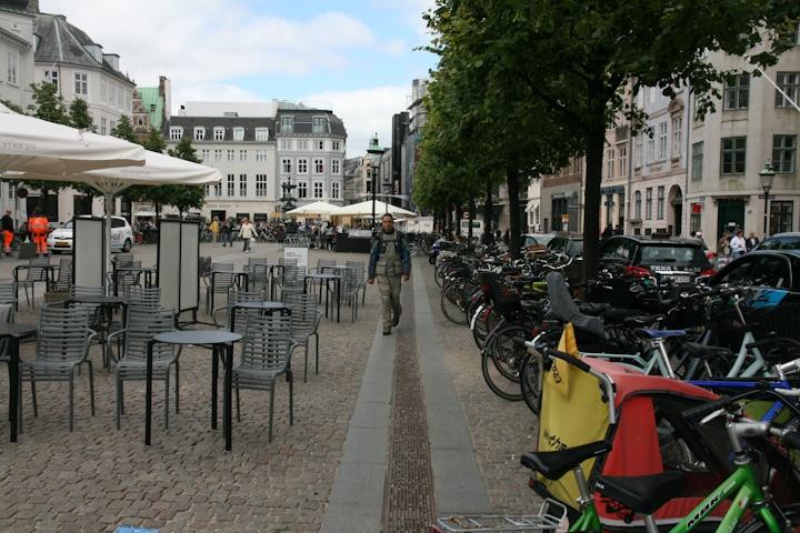 Kopenhagen, centre